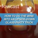 Move Wine from Plate to Glass