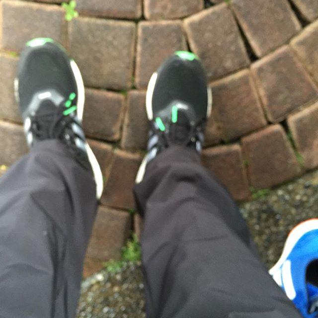 Adidas run test at the #kegleg